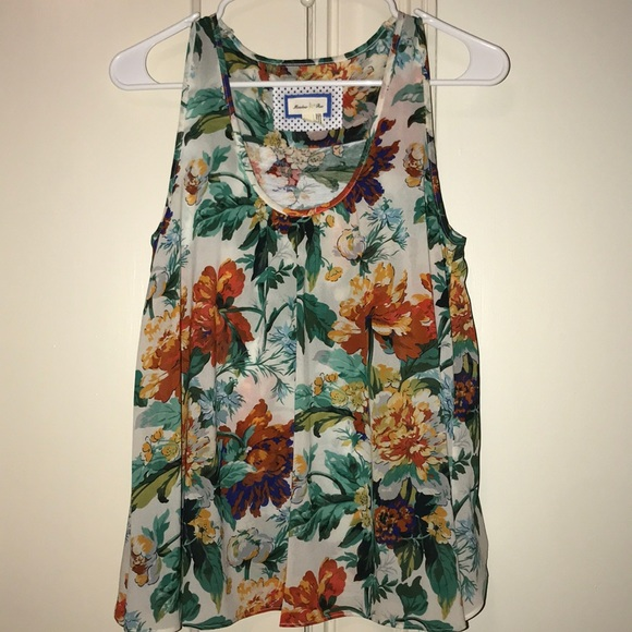 Anthropologie Tops - Anthropologie {meadow rue} tank